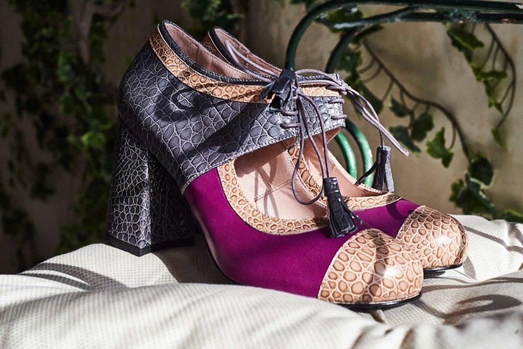 Zapato Annette inicial